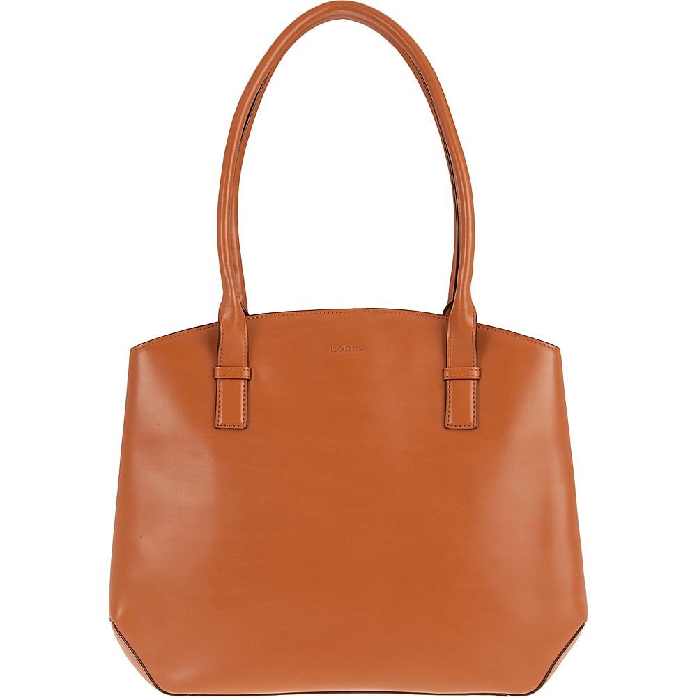Lodis Audrey Patty Brief Toffee/Chocolate - Lodis Leather Handbags - Handbags, Leather Handbags