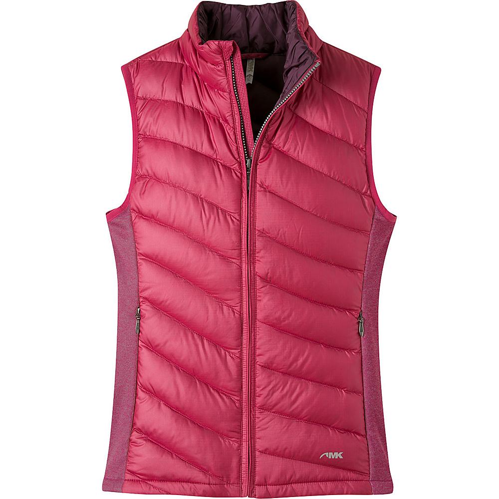 Mountain Khakis Shout Down Vest S - Sangria - Mountain Khakis Womens Apparel - Apparel & Footwear, Women's Apparel
