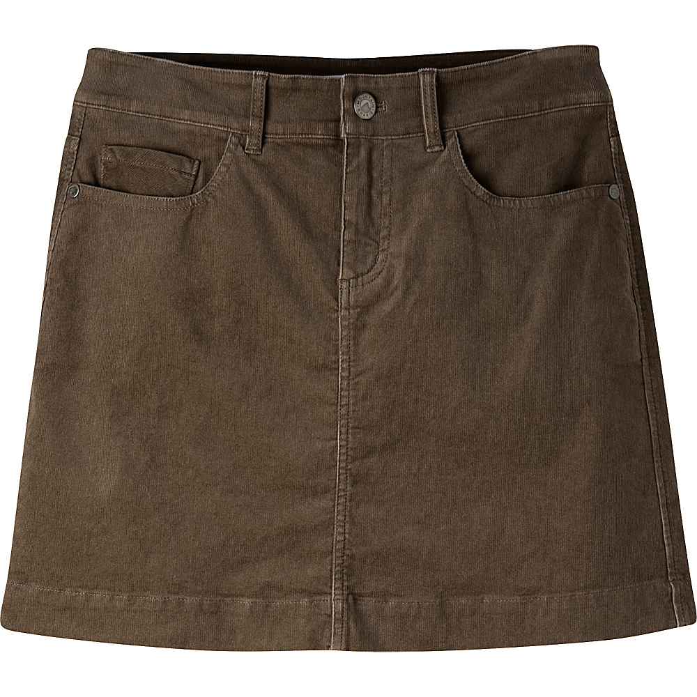 Mountain Khakis Canyon Cord Skirt 10 - Terra - Mountain Khakis Womens Apparel - Apparel & Footwear, Women's Apparel