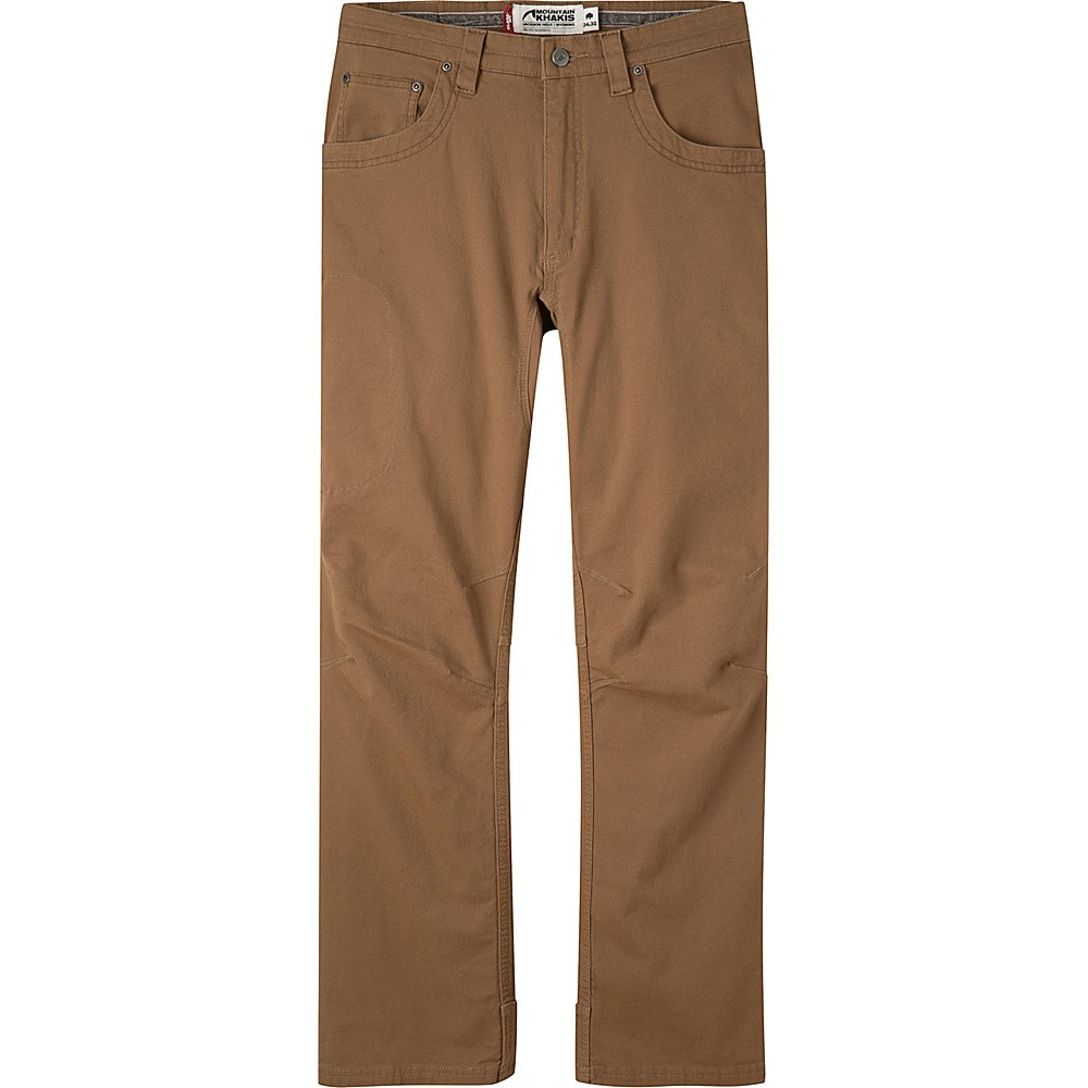 Mountain Khakis Camber 106 Pant Classic Fit 40 - 34in - Tobacco - Mountain Khakis Mens Apparel - Apparel & Footwear, Men's Apparel