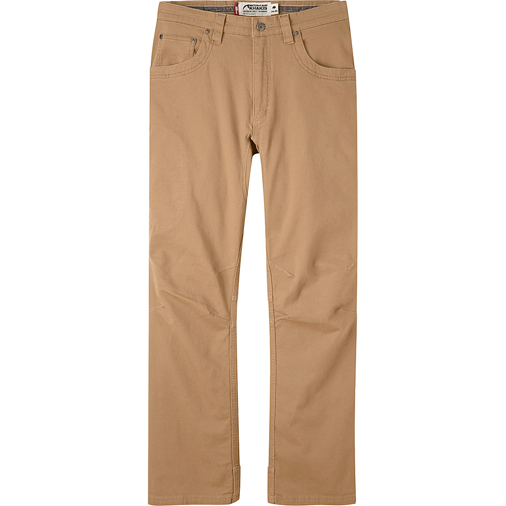 Mountain Khakis Camber 106 Pant Classic Fit 38 - 32in - Yellowstone - Mountain Khakis Mens Apparel - Apparel & Footwear, Men's Apparel
