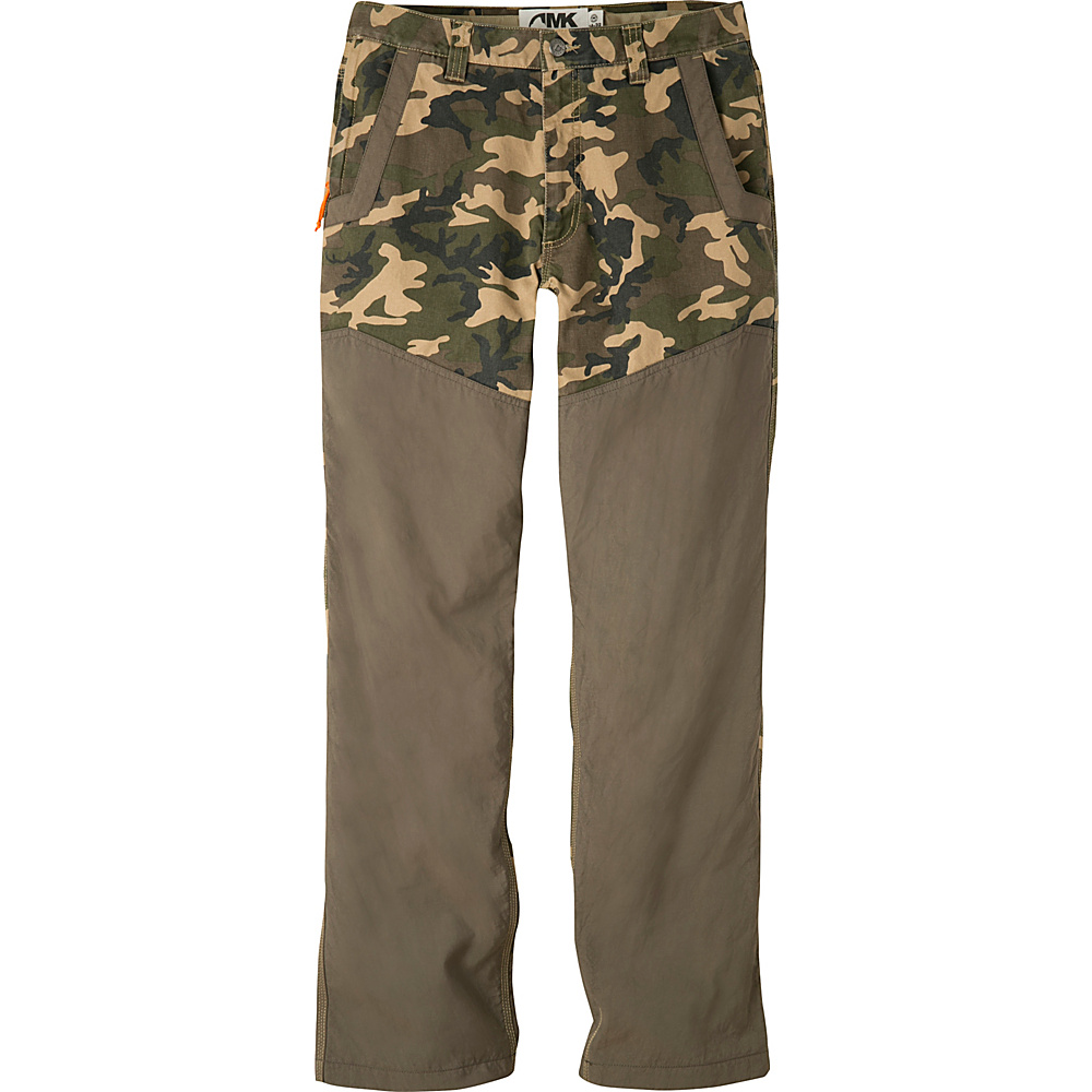 Mountain Khakis Original Field Pant Relaxed Fit 42 - 30in - Camo - Mountain Khakis Mens Apparel - Apparel & Footwear, Men's Apparel