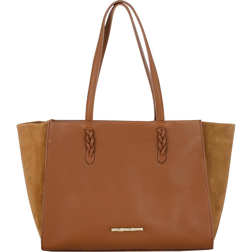 Elaine Turner Jaclyn Tote Camel Elaine Turner Designer Handbags