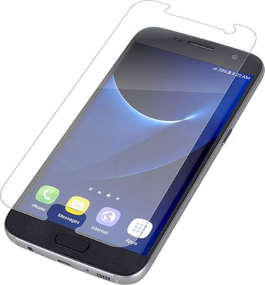 Zagg invisibleSHIELD Glass Screen Protector for Samsung Galaxy S7 Clear - Zagg Electronic Cases