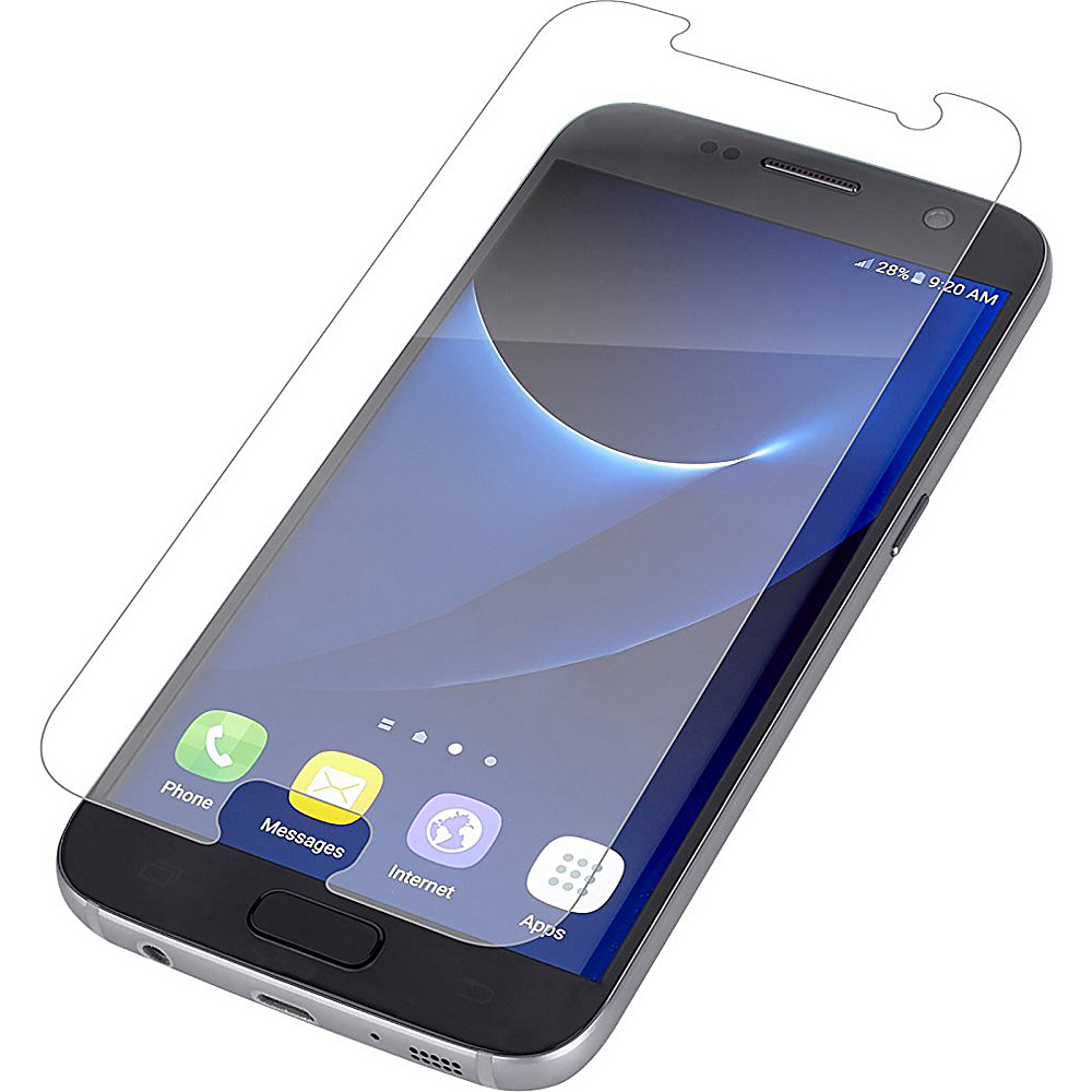 Zagg invisibleSHIELD Glass Screen Protector for Samsung Galaxy S7 Clear Zagg Electronic Cases
