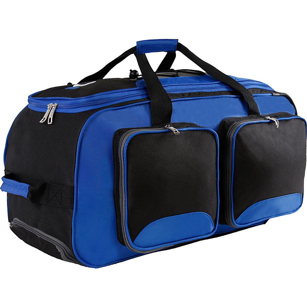 Fila 22 Quot Lightweight Carry On Rolling Duffel Bag 4 Colors