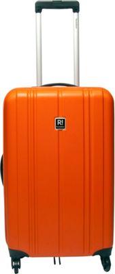 Revelation Molohai 26 inch Luggage Orange - Revelation Hardside Checked