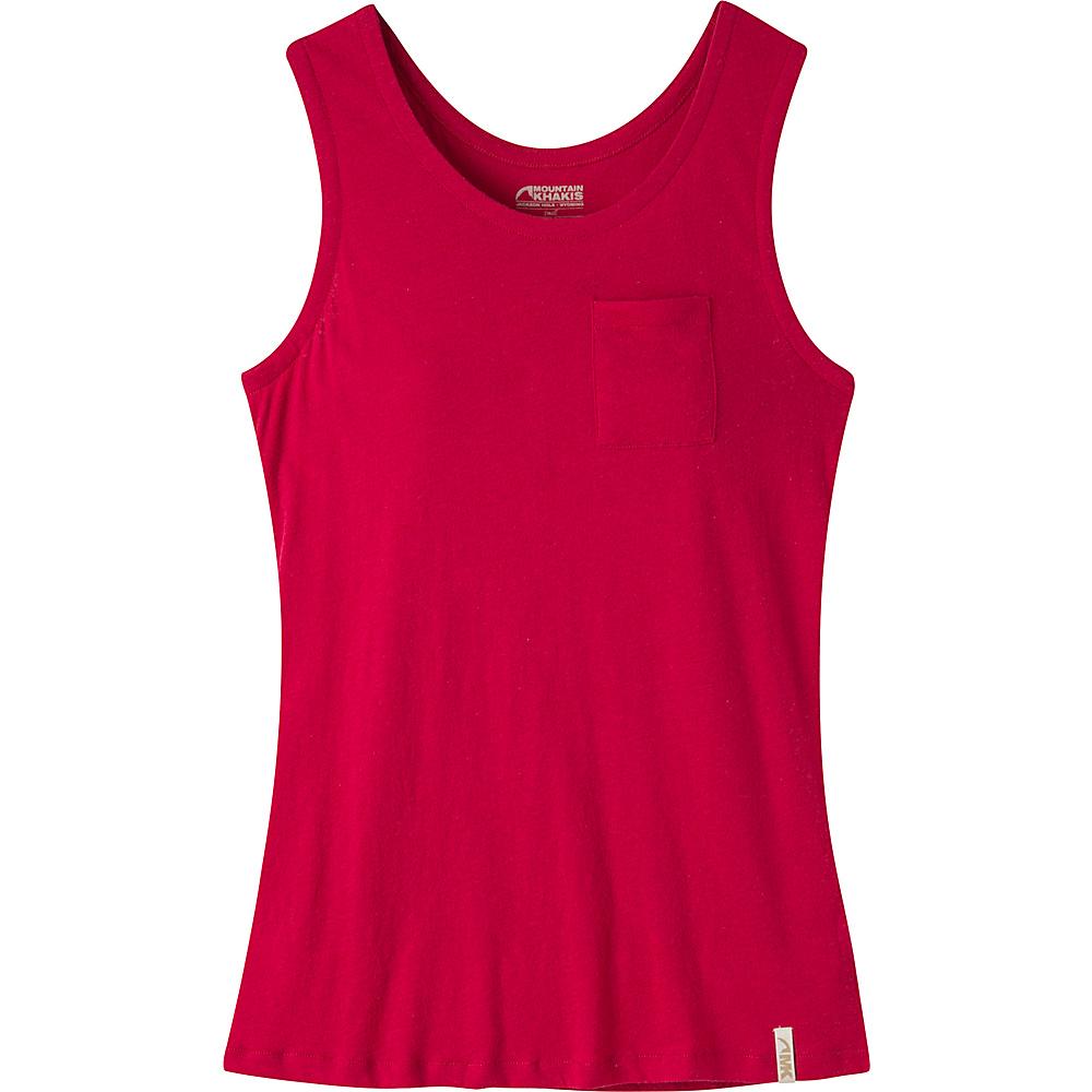 Mountain Khakis Go Time Tank M - Snapdragon - Mountain Khakis Womens Apparel - Apparel & Footwear, Women's Apparel
