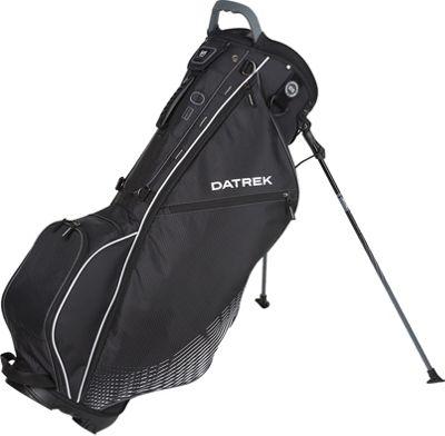 Datrek Go Lite Hybrid Stand Bag Black/Charcoal/White - Datrek Golf Bags 10516518