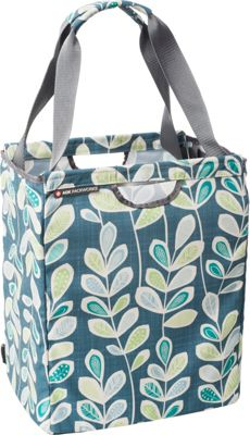 ADK Packworks ADK Packworks Packbasket - Prints Botanical Vines - ADK Packworks All-Purpose Totes