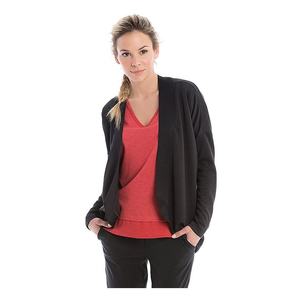 Lole Blythe Cardigan M - Black - Lole Womens Apparel - Apparel & Footwear, Women's Apparel
