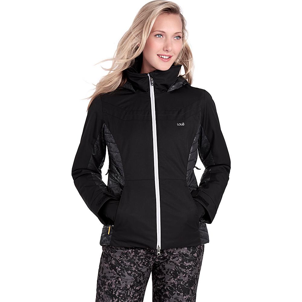 Lole Madigan Jacket M - Black - Lole Womens Apparel - Apparel & Footwear, Women's Apparel
