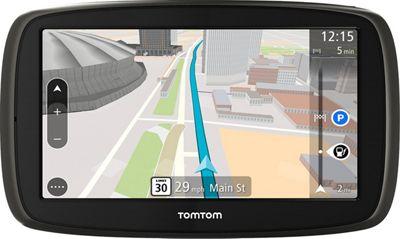 TomTom GO 60 S GPS Navigator Black - TomTom Car Travel