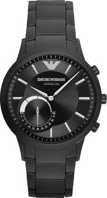 Emporio Armani Hybrid Smartwatch Black/Black - Emporio Ar...