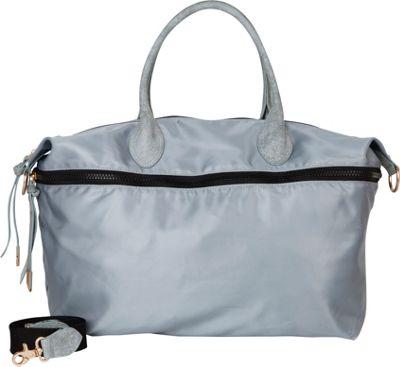 Foley + Corinna Frankie Weekender Misty Grey - Foley + Corinna Designer Handbags