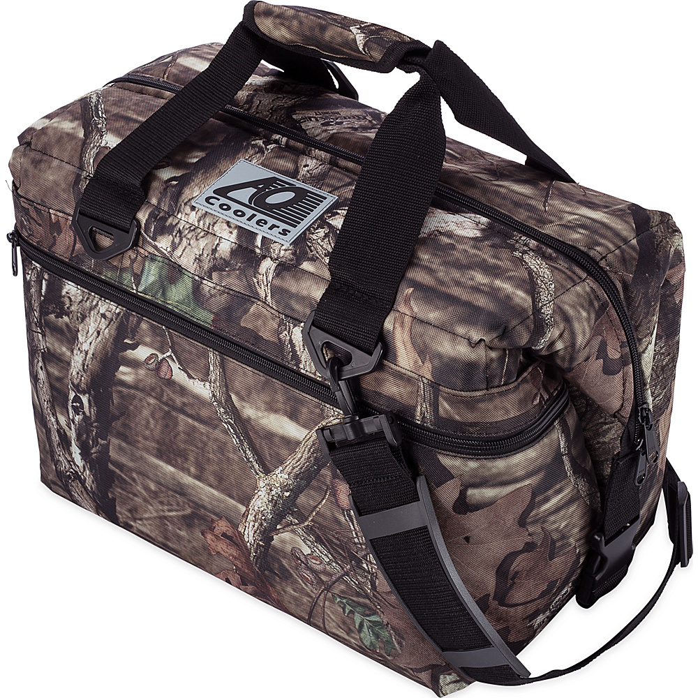AO Coolers 24 Pack Mossy Oak Soft Cooler Mossy Oak AO Coolers Outdoor Coolers