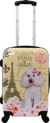 Chariot Paris 20''  Hardside Spinner Carry On Paris - Chariot Hardside Carry-On