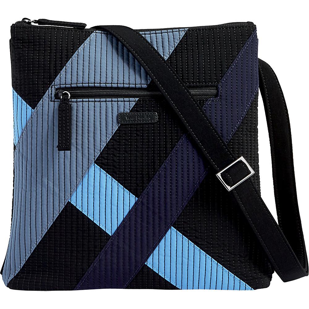 Vera Bradley Hipster Crossbody Patchwork Classic Navy Patchwork - Vera Bradley Fabric Handbags - Handbags, Fabric Handbags