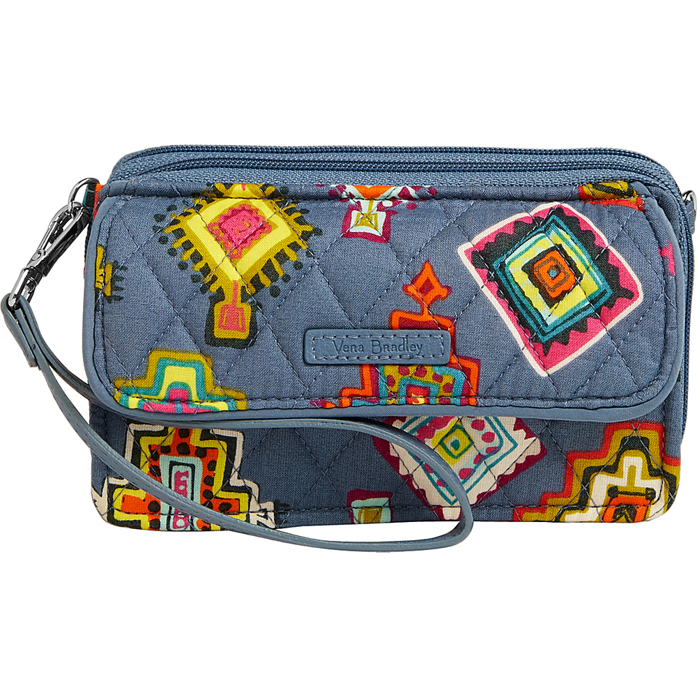 Vera Bradley RFID All in One Crossbody Painted Medallions - Vera Bradley Fabric Handbags - Handbags, Fabric Handbags