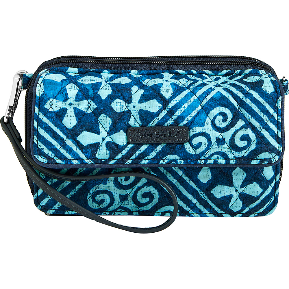 Vera Bradley RFID All in One Crossbody Cuban Tiles - Vera Bradley Fabric Handbags - Handbags, Fabric Handbags