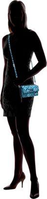 Vera Bradley RFID All in One Crossbody Falling Flowers - Vera Bradley Fabric Handbags