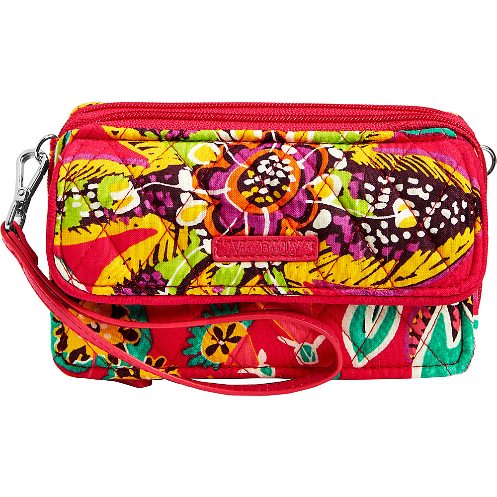 Vera Bradley RFID All in One Crossbody Rumba - Vera Bradley Fabric Handbags - Handbags, Fabric Handbags
