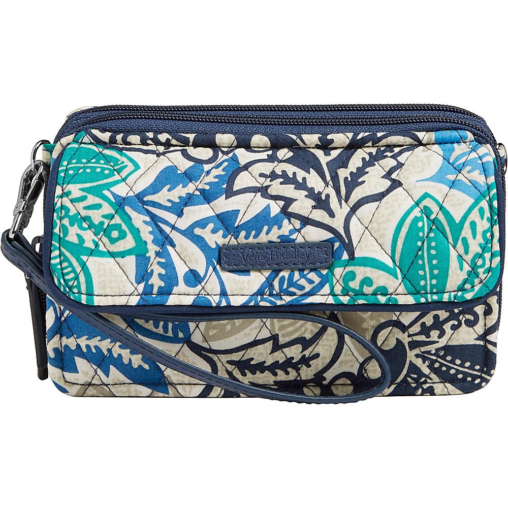 Vera Bradley RFID All in One Crossbody Santiago - Vera Bradley Fabric Handbags - Handbags, Fabric Handbags