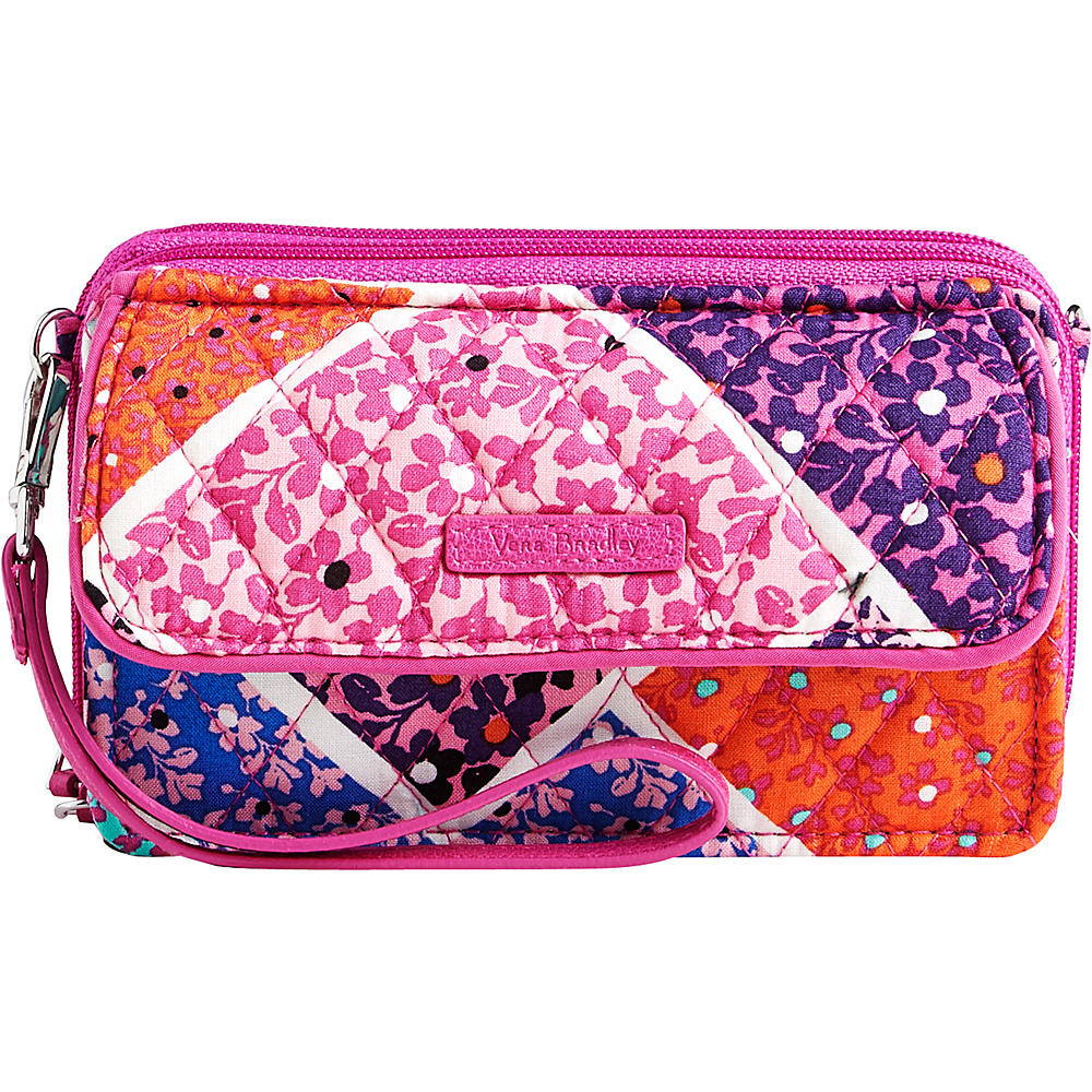 Vera Bradley RFID All in One Crossbody Modern Medley - Vera Bradley Fabric Handbags - Handbags, Fabric Handbags