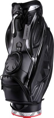 Wellzher Limited Edition 9.5 Tour Staff Bag Black - Wellzher Golf Bags 10519098
