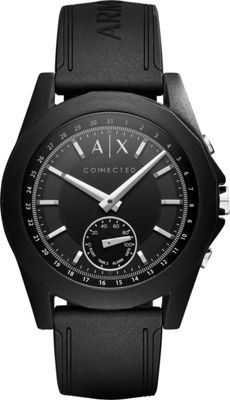 Image of A/X Armani Exchange Active Smartwatch Black - A/X Armani Exchange Wearable Technology