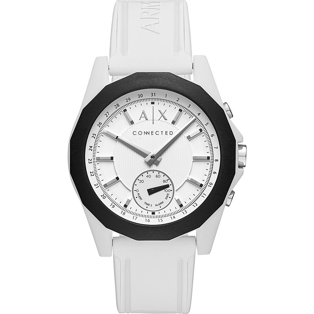 A/X Armani Exchange Active Smartwatch White - A/X Armani Exchange Wearable Technology