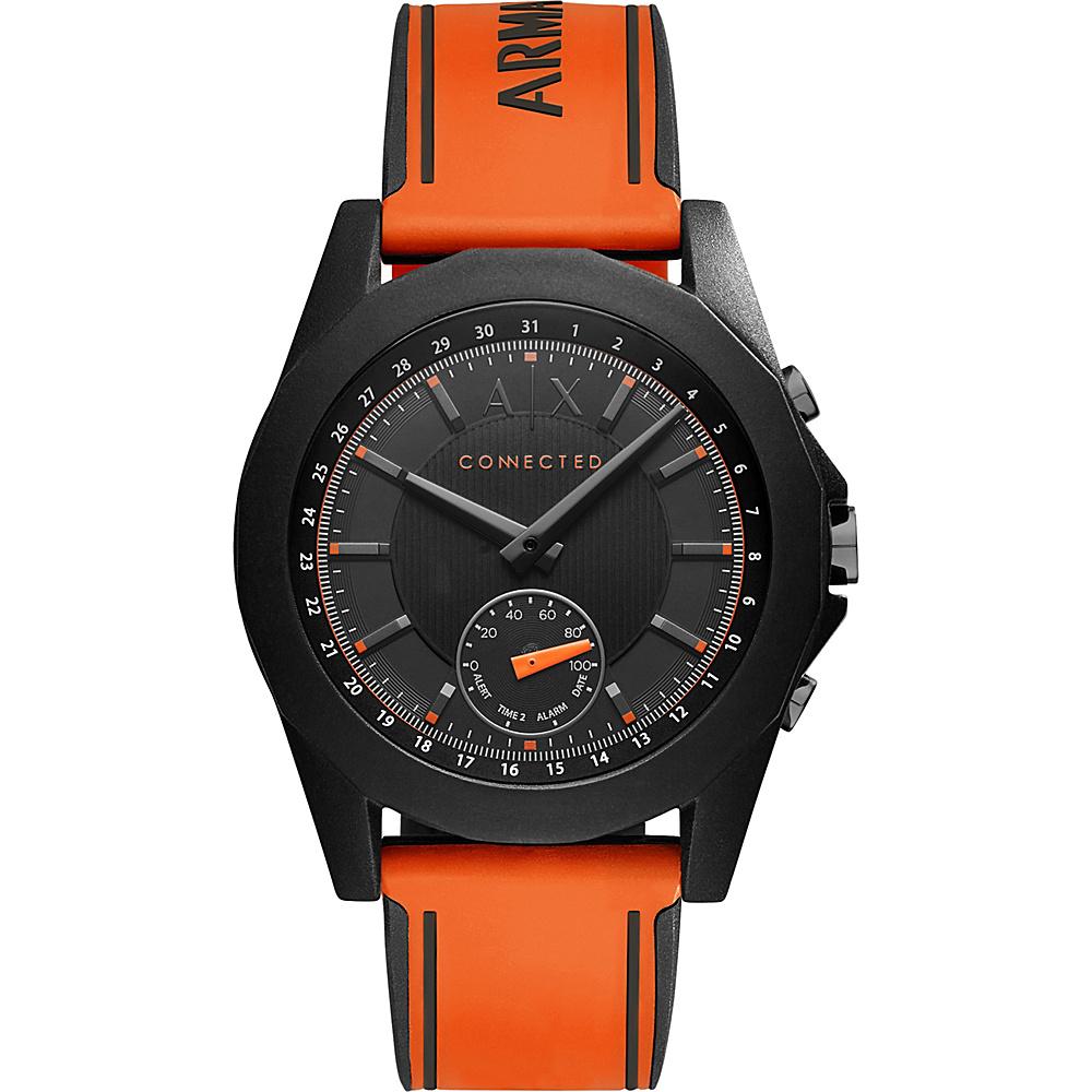 A/X Armani Exchange Active Smartwatch Orange - A/X Armani Exchange Wearable Technology