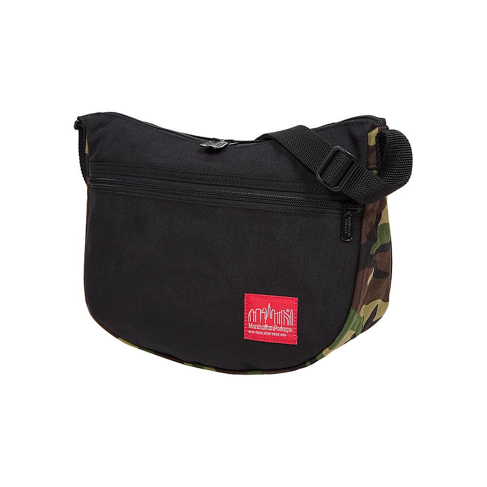 Manhattan Portage Bowling Green Shoulder Bag Black - Manhattan Portage Other Mens Bags - Work Bags & Briefcases, Other Men's Bags