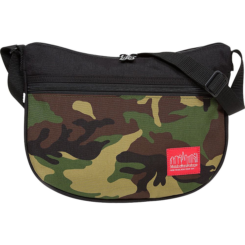 Manhattan Portage Bowling Green Shoulder Bag Camouflage - Manhattan Portage Other Mens Bags - Work Bags & Briefcases, Other Men's Bags
