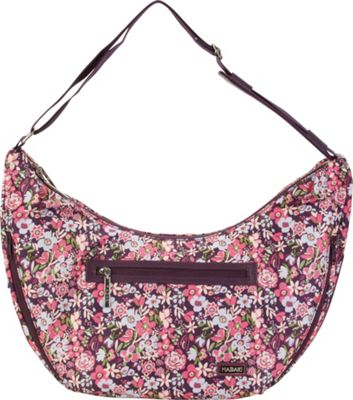 Hadaki City Hobo Blossoms - Hadaki Fabric Handbags