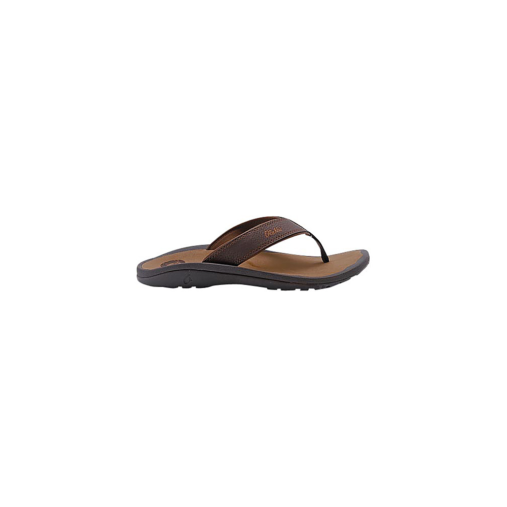 OluKai Mens Ohana Sandal 8 - Dark Java/Ray - OluKai Mens Footwear - Apparel & Footwear, Men's Footwear