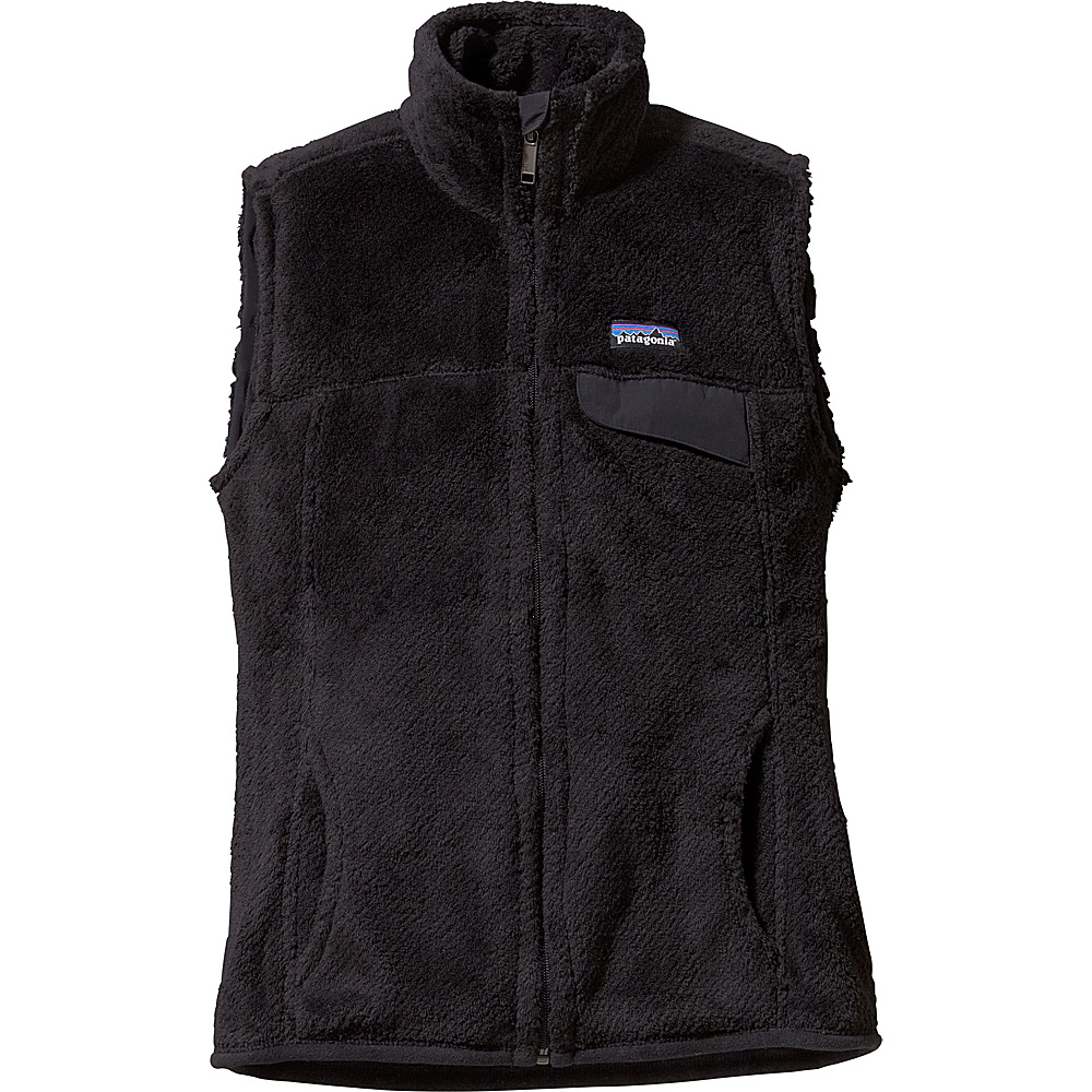 Patagonia Womens Re-Tool Vest L - Black - Patagonia Womens Apparel - Apparel & Footwear, Women's Apparel