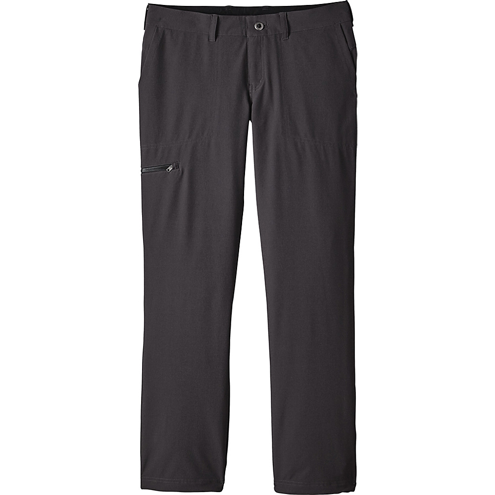 Patagonia Womens Happy Hike Pants 6 - Petite - Ink Black - Patagonia Womens Apparel - Apparel & Footwear, Women's Apparel
