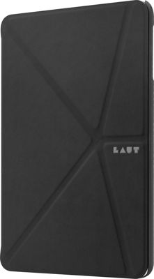 LAUT Trifolio for iPad Mini 4 Black - LAUT Electronic Cases