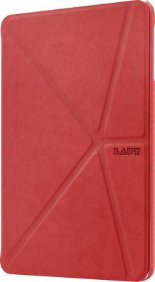 LAUT Trifolio for iPad Mini 4 Red - LAUT Electronic Cases