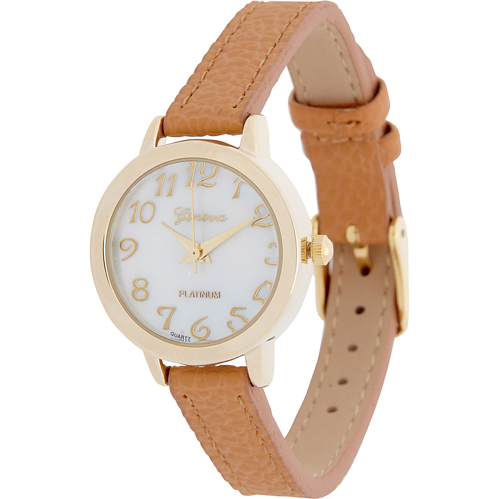 Samoe Tan Band Watch Tan Samoe Watches