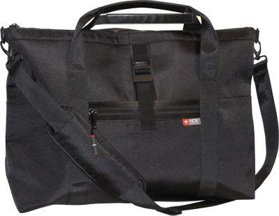 Nidecker Design Capital Collection Duffel Bag Black - Nidecker Design Gym Duffels