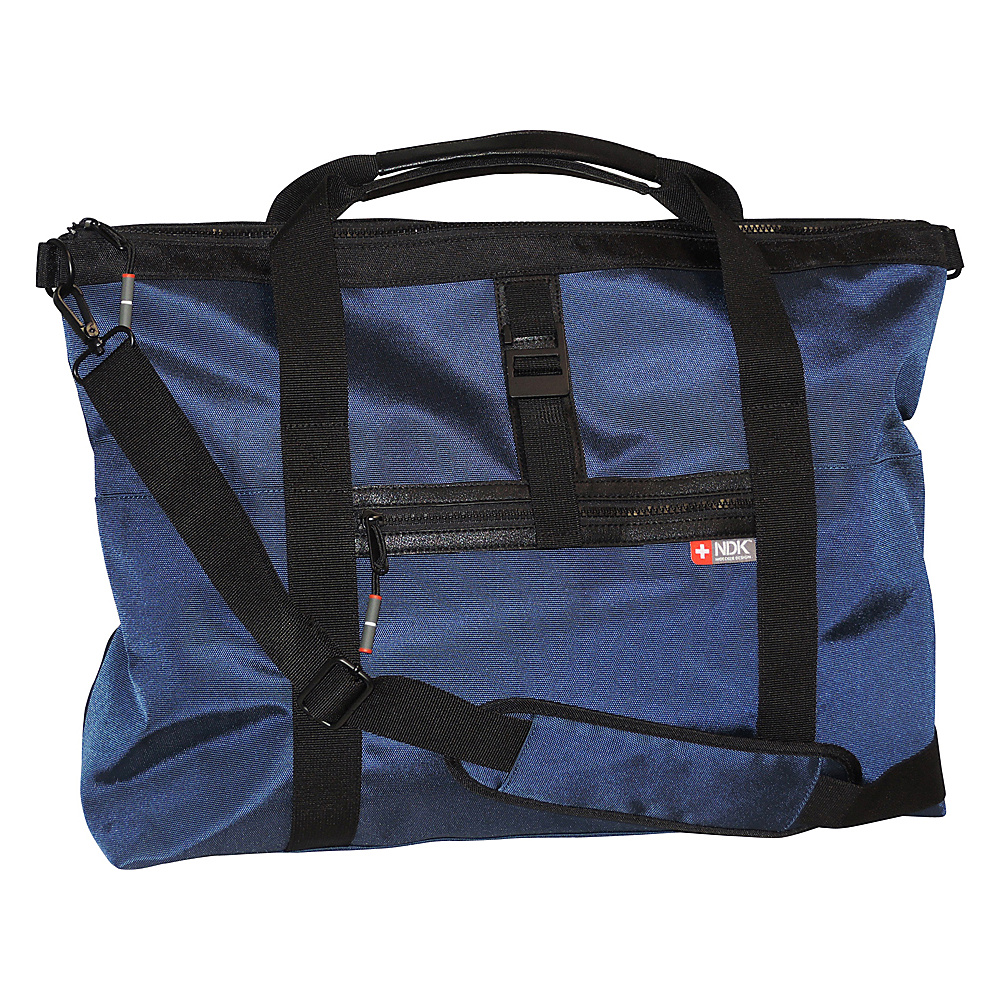 Nidecker Design Capital Collection Duffel Bag Indigo Nidecker Design Gym Duffels