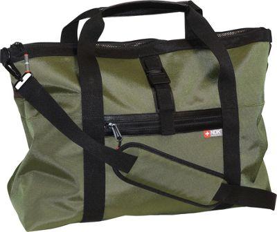 Nidecker Design Capital Collection Duffel Bag Moss - Nidecker Design Gym Duffels