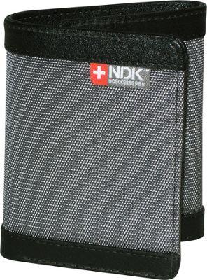 Nidecker Design Cosmopolitan Three-Fold Wallet Shale - Nidecker Design Men's Wallets