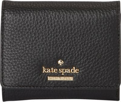 kate spade new york Jackson Street Jada Wallet Black - kate spade new york Women's Wallets