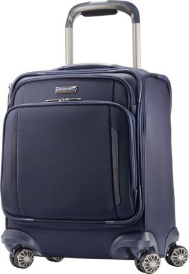 Samsonite Silhouette XV Softside Spinner Boarding Bag Napa Red - Samsonite Luggage Totes and Satchels