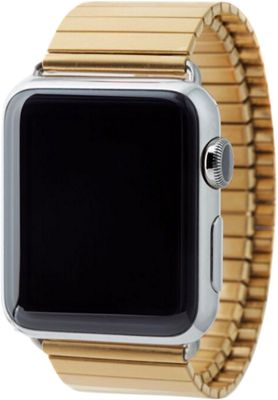 Rilee & Lo Watchband for the 38mm Apple Watch - S/M Yellow Gold - Rilee & Lo Wearable Technology