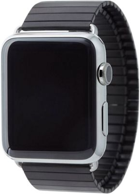 Rilee & Lo Watchband for the 38mm Apple Watch - S/M Gunmetal - Rilee & Lo Wearable Technology