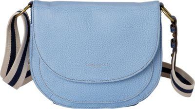 Tignanello The Explorer Saddle Bag Jean - Tignanello Leather Handbags